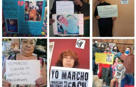 Argentina. Este jueves, Marcha Nacional contra el Gatillo Fácil, en Plaza de Mayo