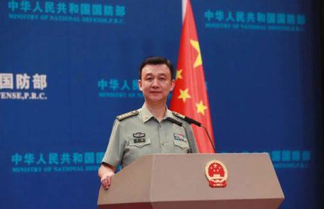 China. Advierte a Estados Unidos por dañar la paz con provocaciones militares