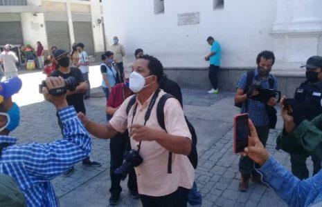 Venezuela. Movimientos populares siguen movilizándose exigiendo la aparición de Carlos Lanz
