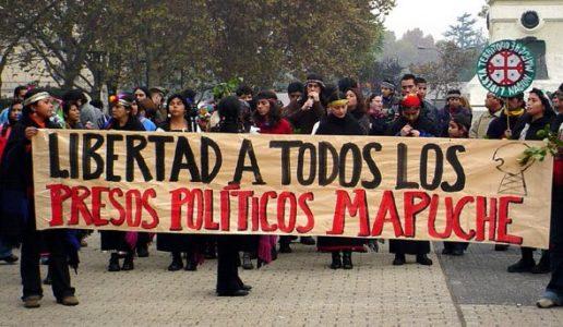 Nación Mapuche. Todos los presos políticos de Angol han sido trasladados al hospital en grave estado