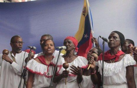 Venezuela. Chavismo, afropolítica y afrosocialismo /Aportes para un proyecto anticolonial/Decolonial