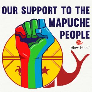 Nación Mapuche. Slow Food International solidariza con el Pueblo Mapuche