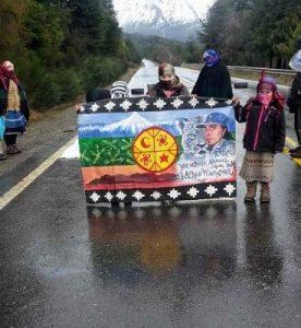 Nación Mapuche. Bariloche. Desde el Movimiento de Mujeres Indígenas por el buen Vivir, denunciamos la violencia de la derecha Fascista y Racista