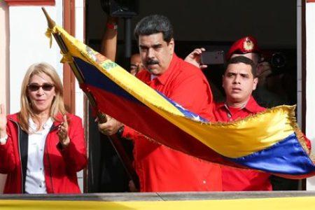 Haití. Apoyo a Venezuela y al gobierno Revolucionario del Presidente Maduro