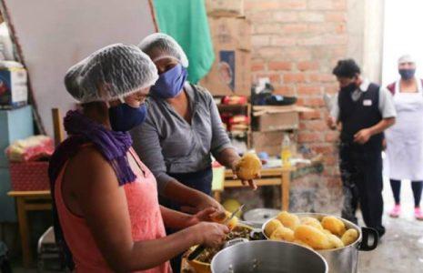 Argentina. Por los comedores y merenderos populares, Organizaciones sociales plantean  estado de alerta
