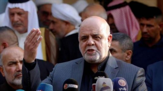 Irán. Presencia militar de EE.UU. no garantiza los intereses nacionales de Iraq