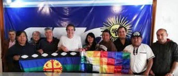 Nación Mapuche. Bariloche: CTA Autónoma repudia la movilización contra el Pueblo Mapuche
