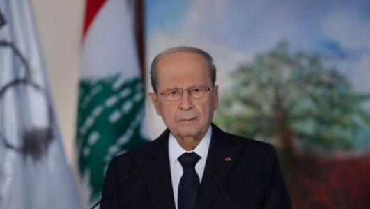 Líbano. El presidente insta a que el país se convierta en un Estado laico en medio de la crisis nacional