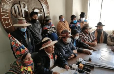 Bolivia. Más allá de la elección, de nación clandestina a nación insurgente