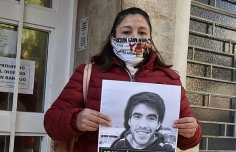 Argentina. Facundo Castro: La madre y el juzgado desmienten que ya exista confirmación sobre la identidad de los restos bajo estudio