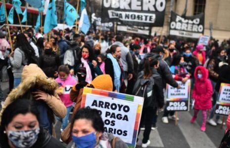 Argentina. Córdoba. Atentan contra movilización del Polo Obrero y el MTR /Voces de repudio