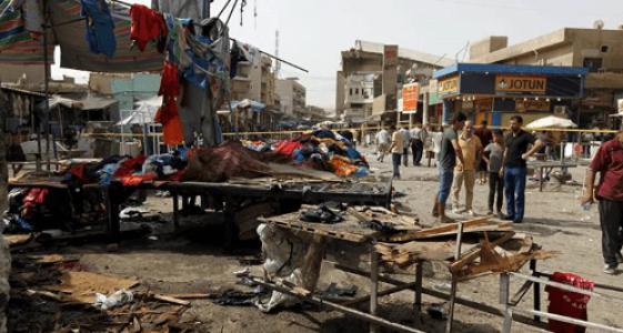 Iraq. Reportan varios heridos por explosiones de coches bomba el área de Al-Sinaa en la ciudad de Ramadi, distrito de Anbar
