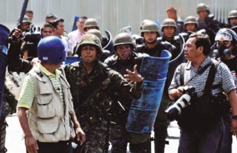 Honduras. Una larga historia de violencia contra la prensa