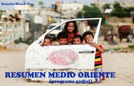 Resumen de Medio Oriente (programa radial) 2 de setiembre de 2020