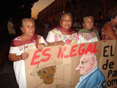México. Indignación: ¡las manos al fuego!
