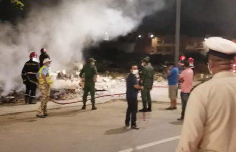 Marruecos.Disturbios por la grave crisis socioeconómica