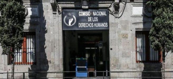 México. Familiares de desaparecidos «toman» sala de la CNDH