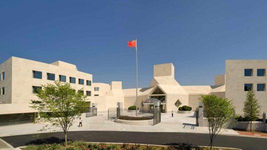 China. La Embajada en Washington critica las nuevas restricciones impuestas a los diplomáticos