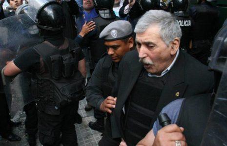 Uruguay. Tres personas fueron detenidas durante un escrache en la casa del genocida Gilberto Vázquez