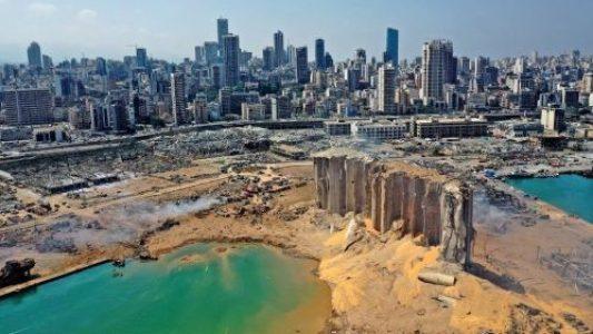 Líbano. Director del puerto de Beirut alerta sobre sustancias explosivas restantes en esa área