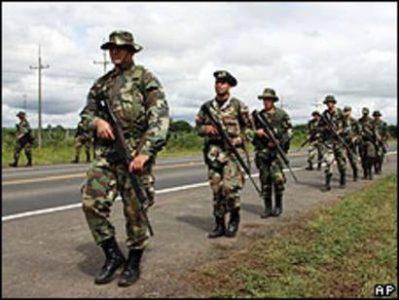 Paraguay. Repudio de organizaciones argentinas al asesinato de dos niñas por parte del Ejército paraguayo