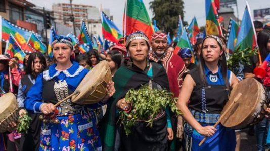 Nación  Mapúche. Las Mujeres Mapuche no tenemos miedo (video)