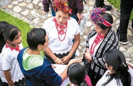 Guatemala. El director Miguel Ajcot plasma su cultura en el cortometraje Ixch'umil