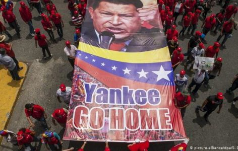 Venezuela. Más sanciones y amenazas de Estados Unidos