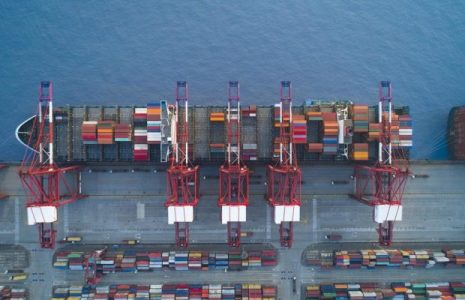 China. Estabilidad en comercio exterior e inversión extranjera