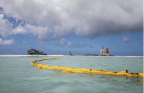 Ecología Social. El vertido de petróleo en Mauricio podría tener consecuencias fatales para los arrecifes de coral, los manglares y los pastos marinos
