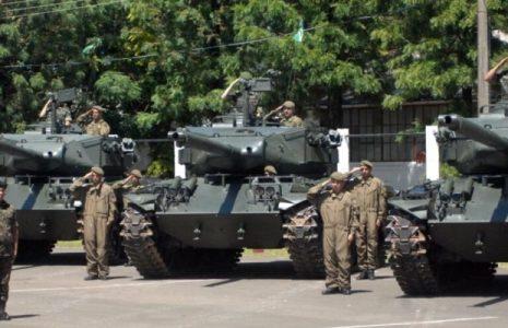 Brasil. Bolsonaro está destruyendo la industria militar
