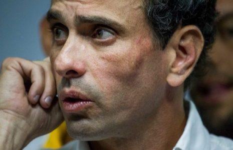 Venezuela. Máximo Tribunal suspende la intervención del partido del derechista Capriles