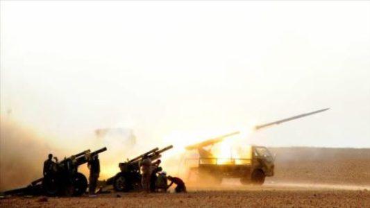 Siria. Fuerzas sirias y rusas destruyen centros claves de Daesh en Homs