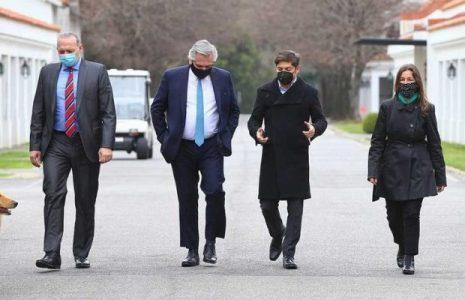 Argentina. El acuerdo que le permite a Berni seguir en el cargo y construir su candidatura
