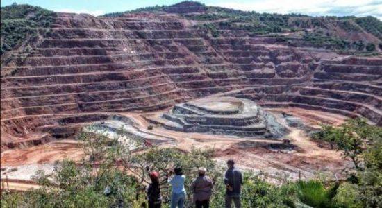 México. Ejidatarios cierran operaciones de mina en Guerrero