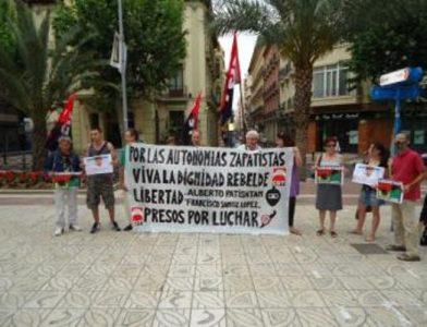 México. Alto a la guerra contra el EZLN