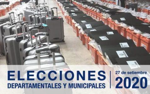 Uruguay. Elecciones municipales: El combate principal será Montevideo