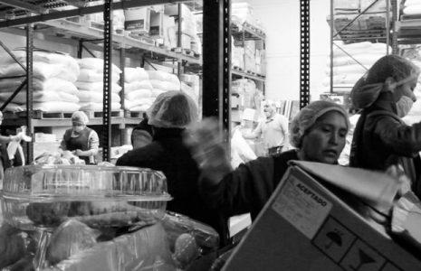 México. Bancos de alimentos o venta de sobras