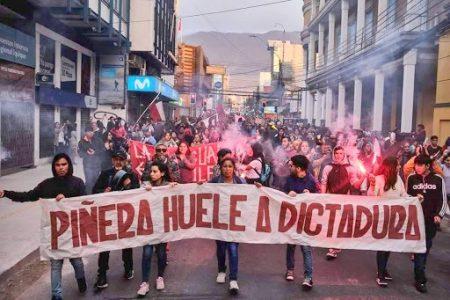 Chile. Convocan a  desenmascarar el Fraude Constitucional (video)