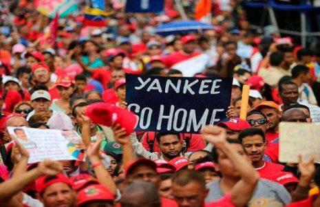 Venezuela.¡Unidad y Lealtad Revolucionaria!
