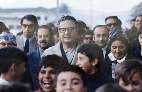Chile. Allende: Es más que una biografía, es un nombre y un hombre de la historia