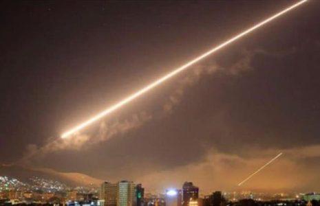 Siria. Defensa aérea siria frustra ataque con misiles israelí en Alepo