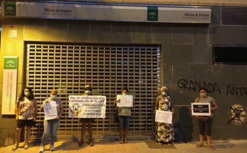 Granada: Denuncia una estafa por alquiler y en comisaría le inician un expediente de expulsión