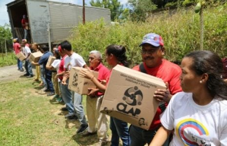 Venezuela. Carola Chávez: «¡Candidata, pues!»