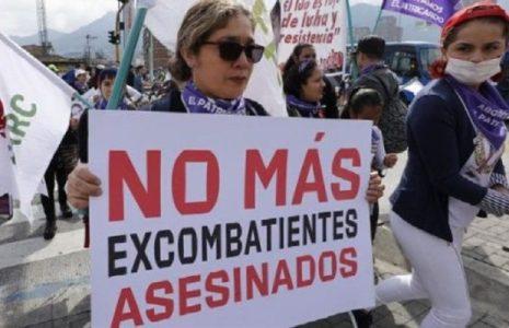 Colombia. Denuncian el asesinato en Antioquia de excombatiente y firmante del Acuerdo de Paz