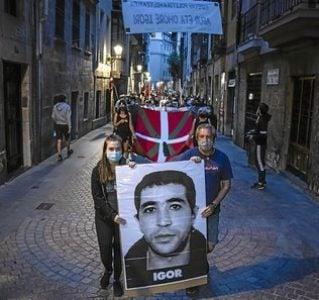 Euskal Herria. EPPK: «A Igor también lo ha matado esa soledad que le fue impuesta»