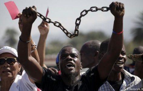 Haití. LLamamiento a la solidaridad internacional plena