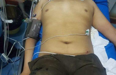 Nación Mapuche. Le disparan a un niño desde un vehículo en Temuco