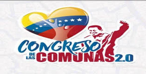 Venezuela. Comuneros debaten en Caracas sobre producción comunal, formación y defensa integral de la nación