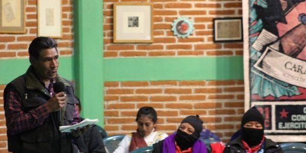 México. Ataque al Ejido Tila, busca «abrir la puerta al control narco paramilitar»